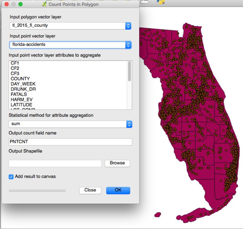 QGIS II: Manipulating, editing and analyzing geographic data